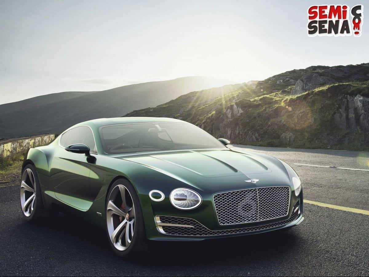 Bentley Exp 10 >> Apakah Exp 10 Speed 6 Bakal Rebut James Bond Dari Aston